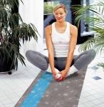 Joga Pilates Matte - 4 Stk